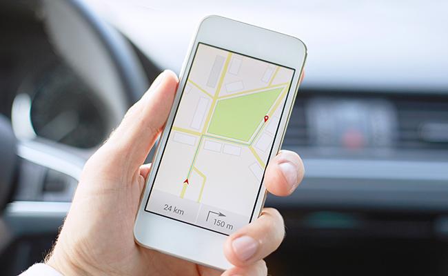 Googleマップ運用画像