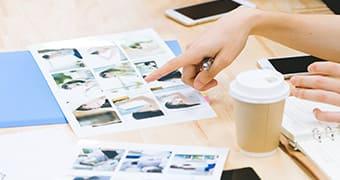 企業ブランドの構築イメージ