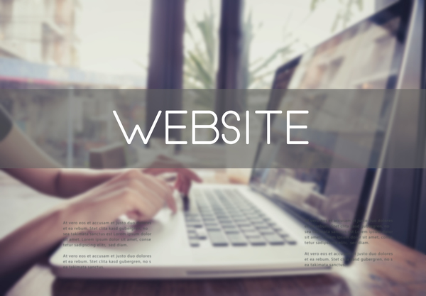 WEBSITEのイメージ画像