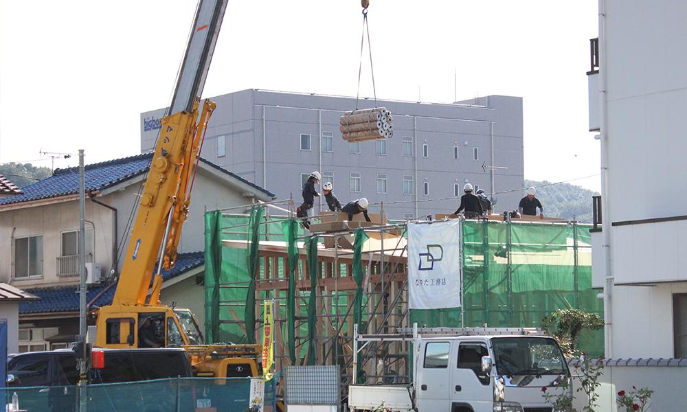 広島新築工事
