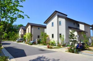 住宅の外観イメージ