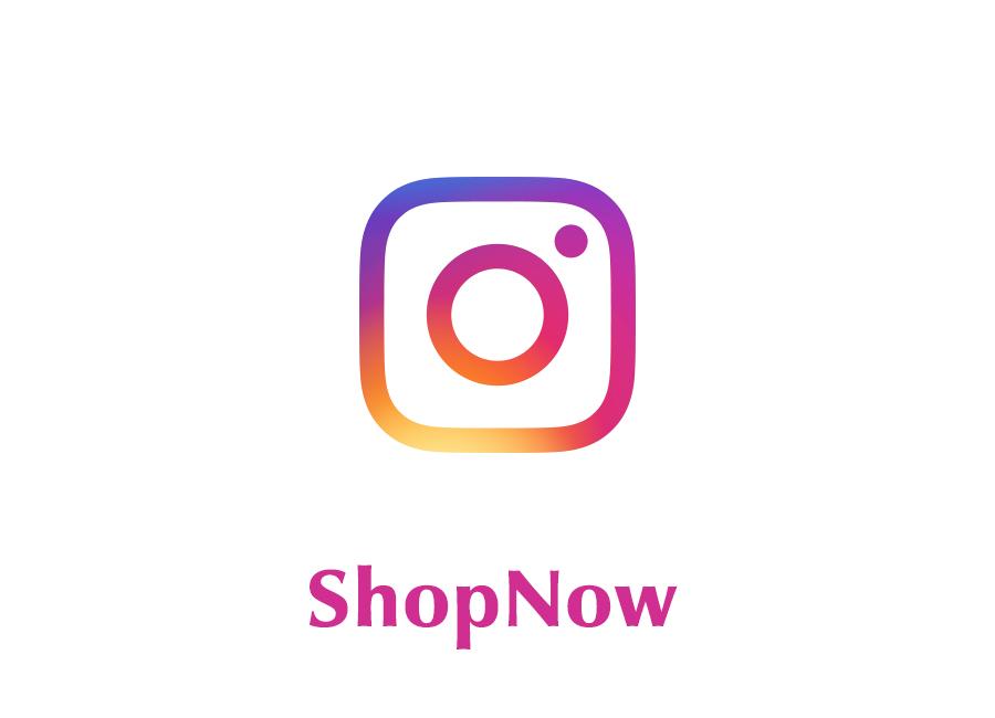 インスタグラムのショッピング機能(ShopNow)