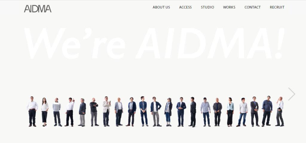 (7) 株式会社アイドマ | デザイン制作に多数の実績あり