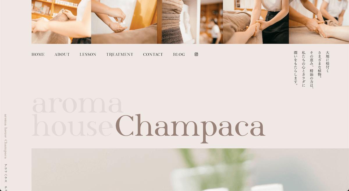 Aroma House Champaca