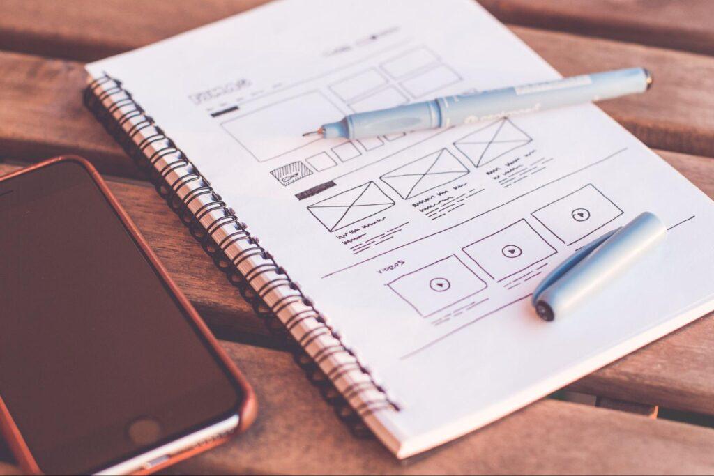 士業のホームページデザインの重要ポイント4つ